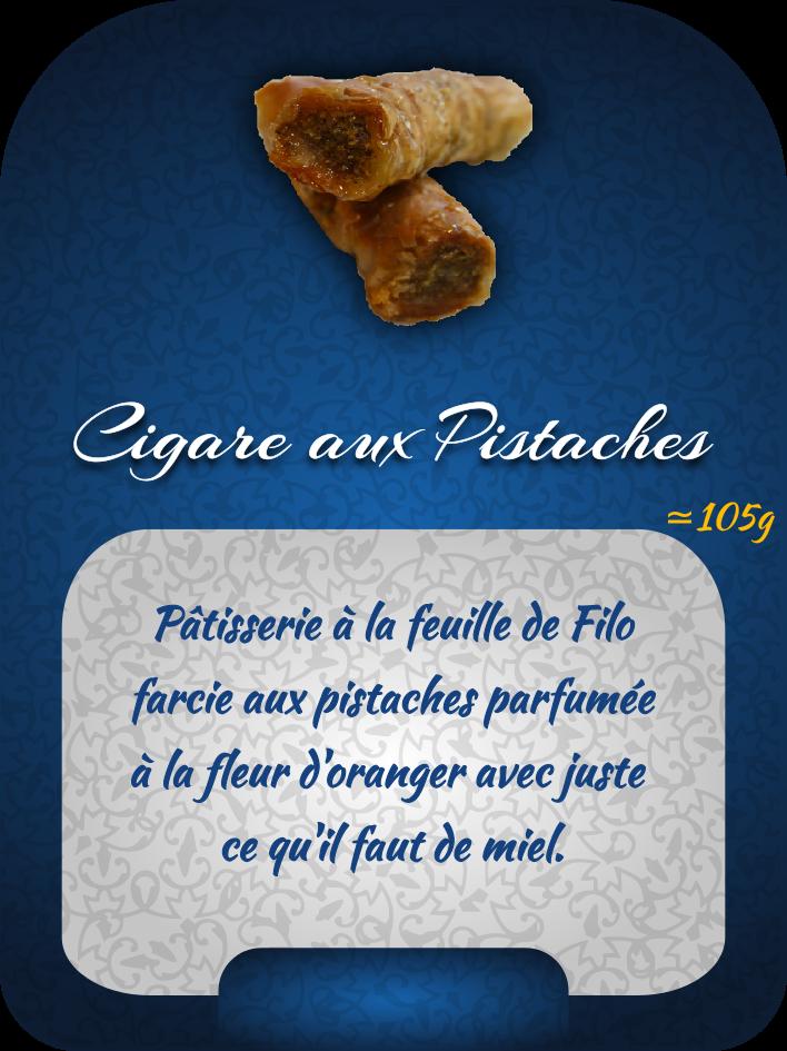 cigare aux pistaches 2