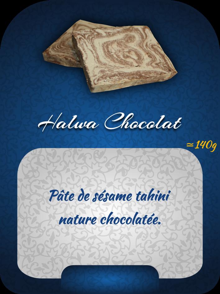 halwa chocolat 2