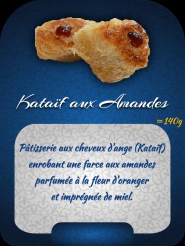 kataïf aux amandes 2