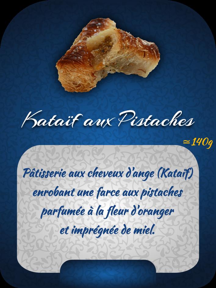 kataïf aux pistaches 2