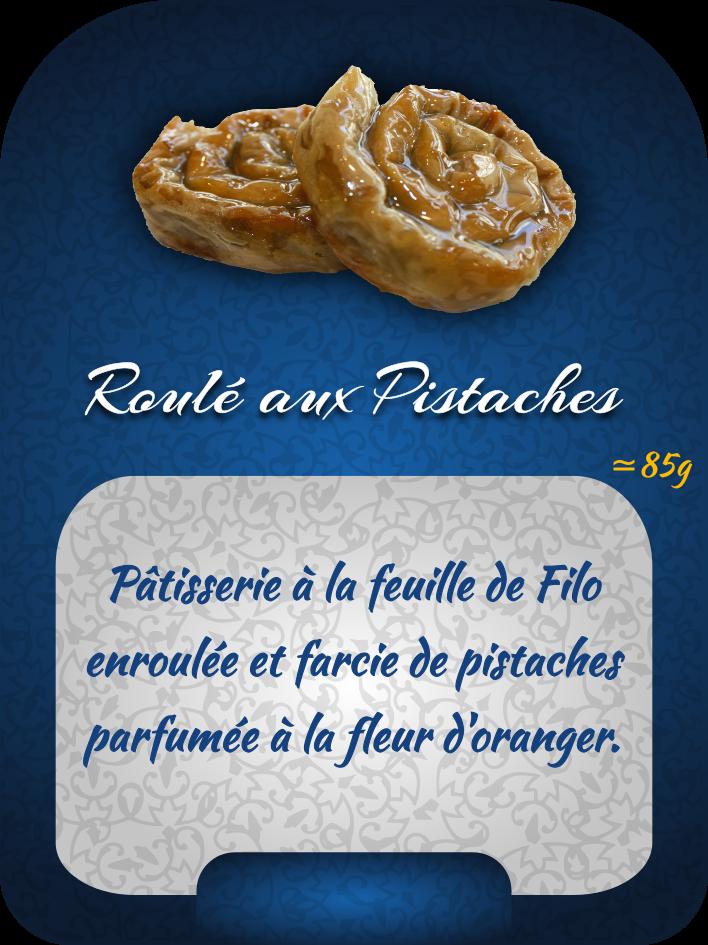 roulé aux pistaches 2